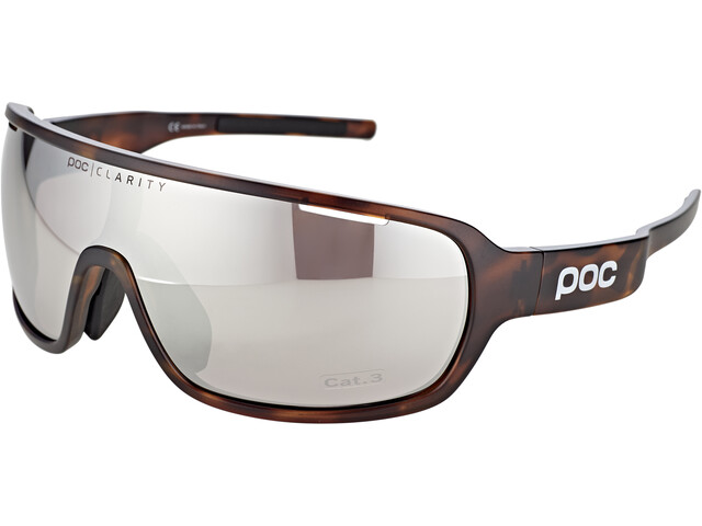POC DO Blade Lunettes, tortoise brown